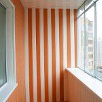 Фото 9: Красивая отделка балкона