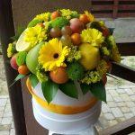 Фото 23: фруктовый букет для праздника