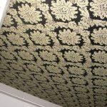Фото 14: Тканевый натяжной потолок