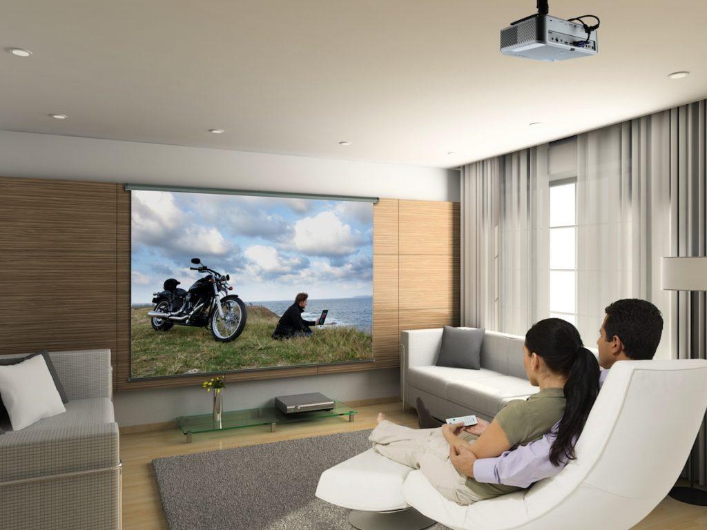3D проектор для домашнего кинотеатра