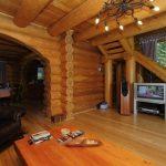 Фото 21: Деревянный дом