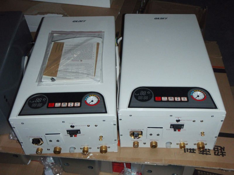 Двухконтурные электрические котлы отопления