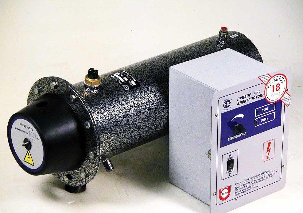 Индукционный котел для отопления дома