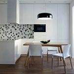 Фото 24: Оформление кухни в стиле минимализм