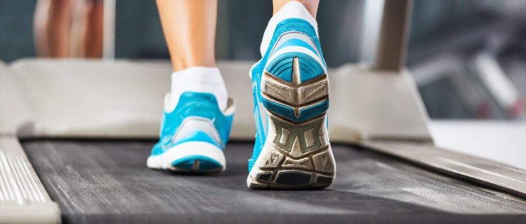 Удобство беговой дорожки - контролировать процесс тренировки