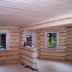 Фото 33: Отделка деревянного сруба
