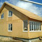 Фото 22: Дом построенный из СИП-панелей