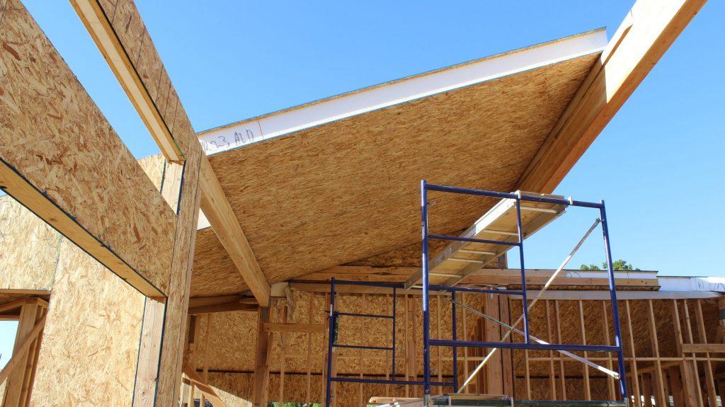Особенности постройки дома из СИП-панелей