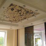 Фото 76: Современные потолки