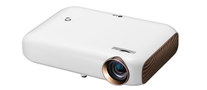 Модель проектора LG