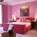 Фото 43: Современная розовая спальня