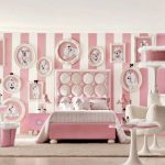 Фото 60: Спальня для девушки в розовых тонах