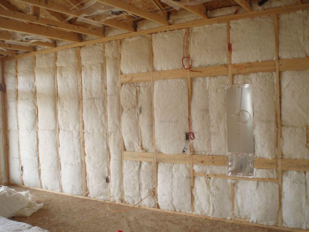 Теплоизоляция деревянного дома минватой