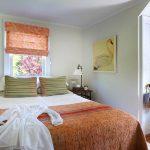 Фото 99: Римские шторы в интерьере спальни