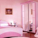 Фото 22: Розовые тона в спальне