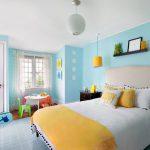 Фото 18: Покраска стен в детской