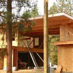 Особенности и этапы строительства одноэтажных домов из СИП панелей