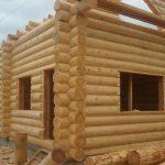 Фото 37: Строительство деревянного дома