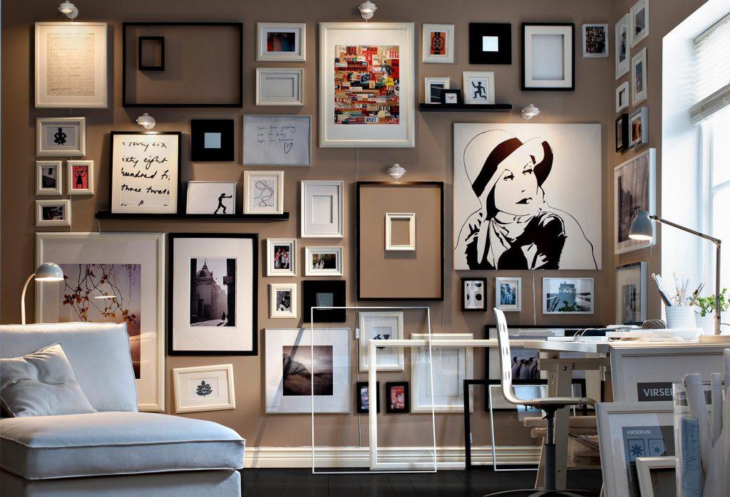 Постеры и картины для дизайна интерьера
