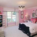 Фото 32: Гламурная спальня в розовых тонах