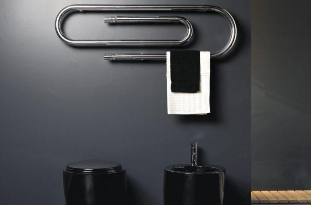 Полотенцесушитель для стильной ванной