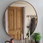 Фото 23: Круглое стильное зеркала