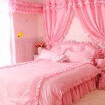 Фото 35: Розовая спальня