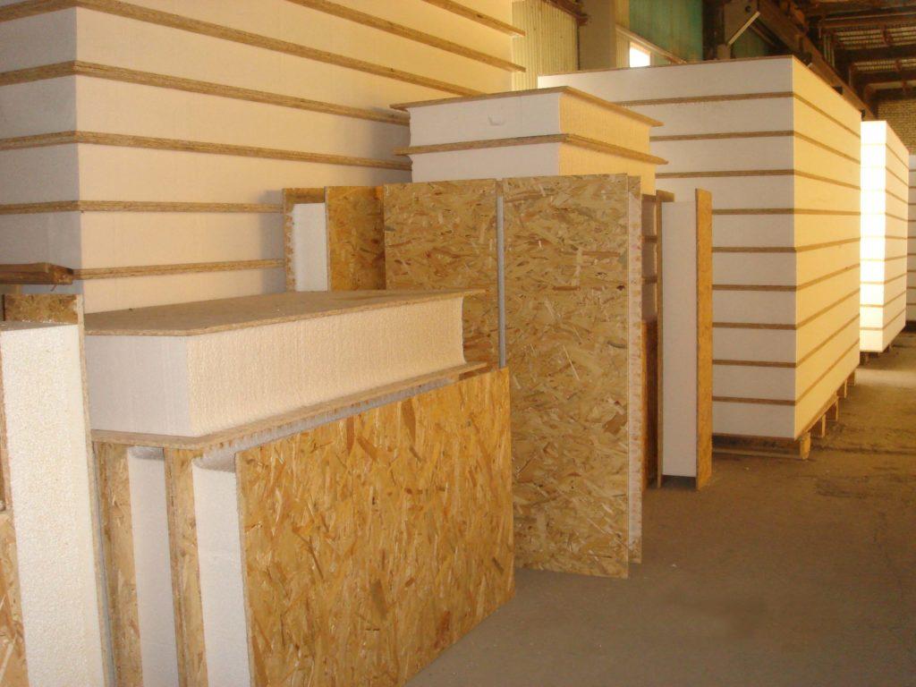 Материал для постройки дома - СИП-панели