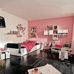 Фото 46: Спальня в розовых тонах