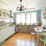 Фото 40: богатая стильна кухня