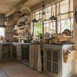 Фото 63: необычная кухня