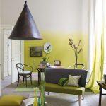 Фото 66: Оформление стен комнаты водоэмульсионной краской