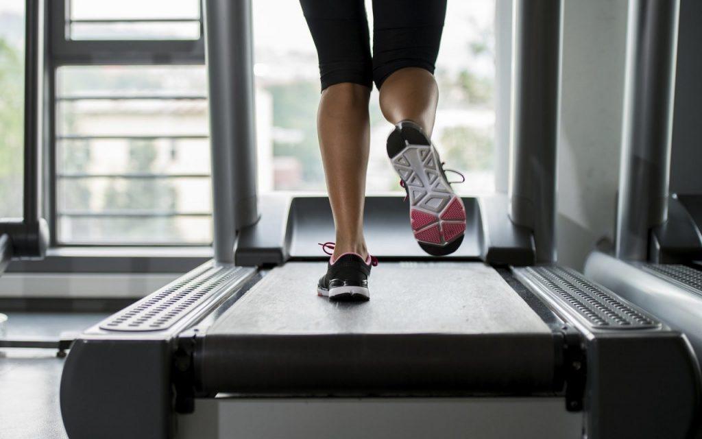 Особенности спортивной ходьбы на беговой дорожке