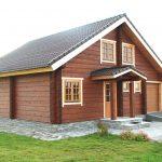 Фото 54: деревянный дом