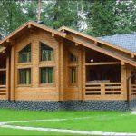 Фото 53: строительство деревянных домов