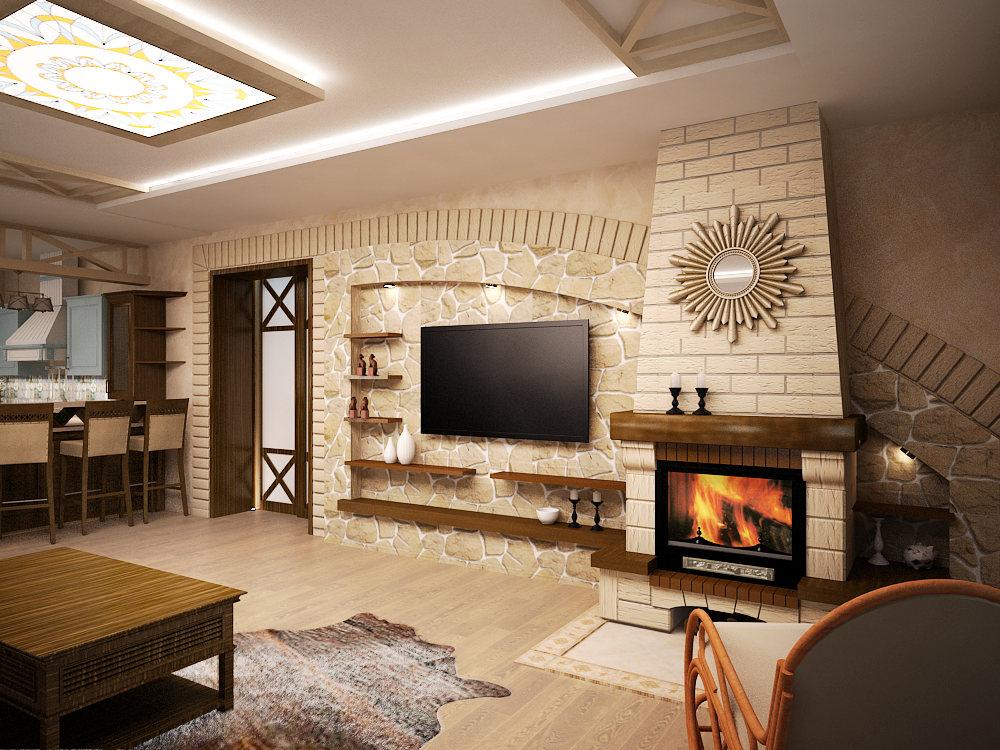 Декор и текстиль в интерьере квартиры