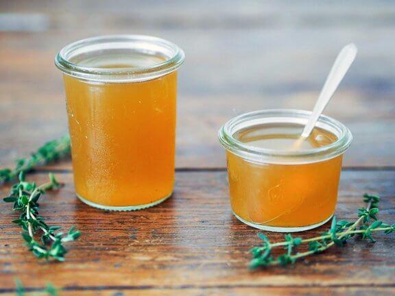 Мед из лечебной травы