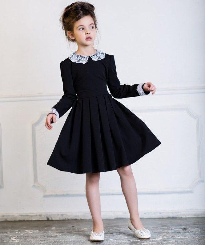 Платье для девочек на 1 сентября