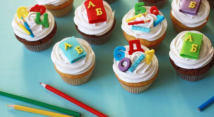 Пироженки на 1 сентября