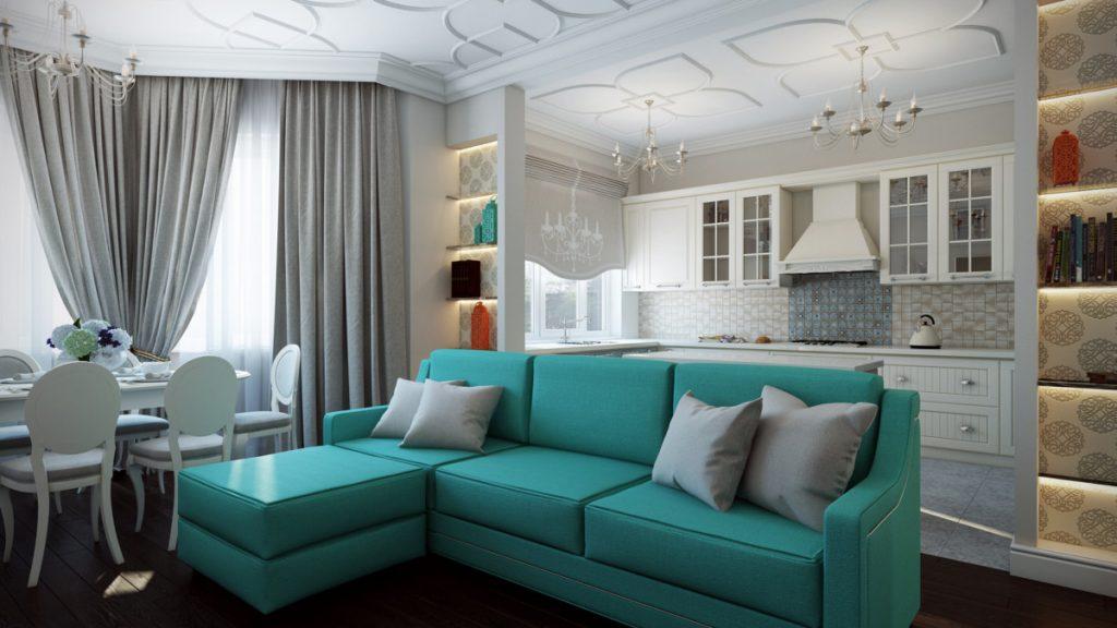 Дизайн современного интерьера в квартире