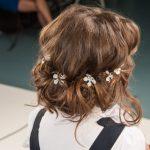 Фото 24: Прическая для девочки на 1 сентября