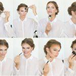 Фото 42: Нанесение легкого макияжа