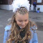 Фото 57: Праздничная прическа для девочек