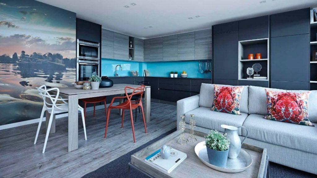 Как законно сделать совмещение кухни и гостиной в своей квартире