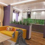 Фото 55: Дизайн малогабаритной квартиры