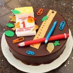 Фото 50: Торт к 1 сентября