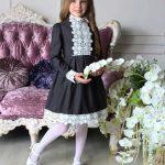 Фото 63: Викторианское платье на 1 сентября