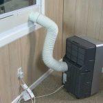 Фото 3: Как правильно установить кондиционер напольный с воздухоотводом