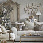 Фото 48: Металлический тренд на Рождество