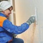 Фото 12: как правильно шпаклевать стены